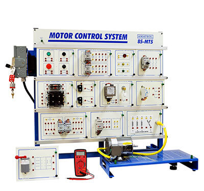 Electric Motor Control Learning System Image