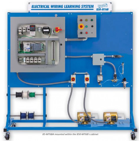 Electrical Wiring Learning System Image