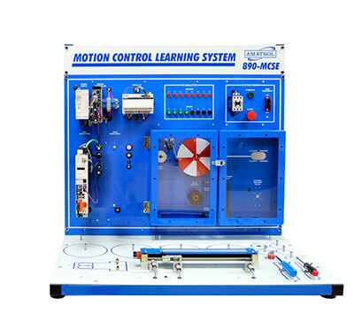 Motion Control Learning System Image