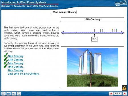 Wind Concepts Learning System Image