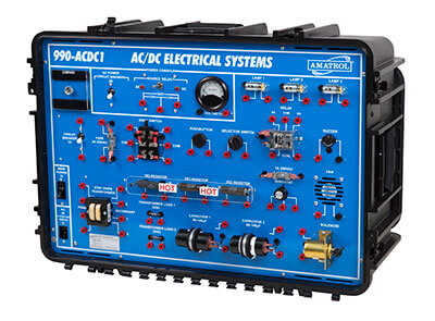 Portable AC / DC Electrical Learning System Image