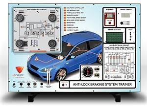 Anti-Lock Braking Systems Panel Trainer Image