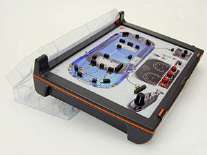Modern Automotive Lighting Circuits Board Image