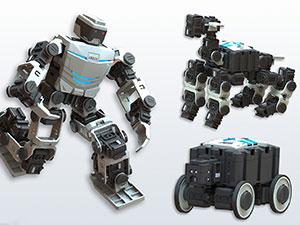 Educational Robotics Invention Kit (ERIK) Image