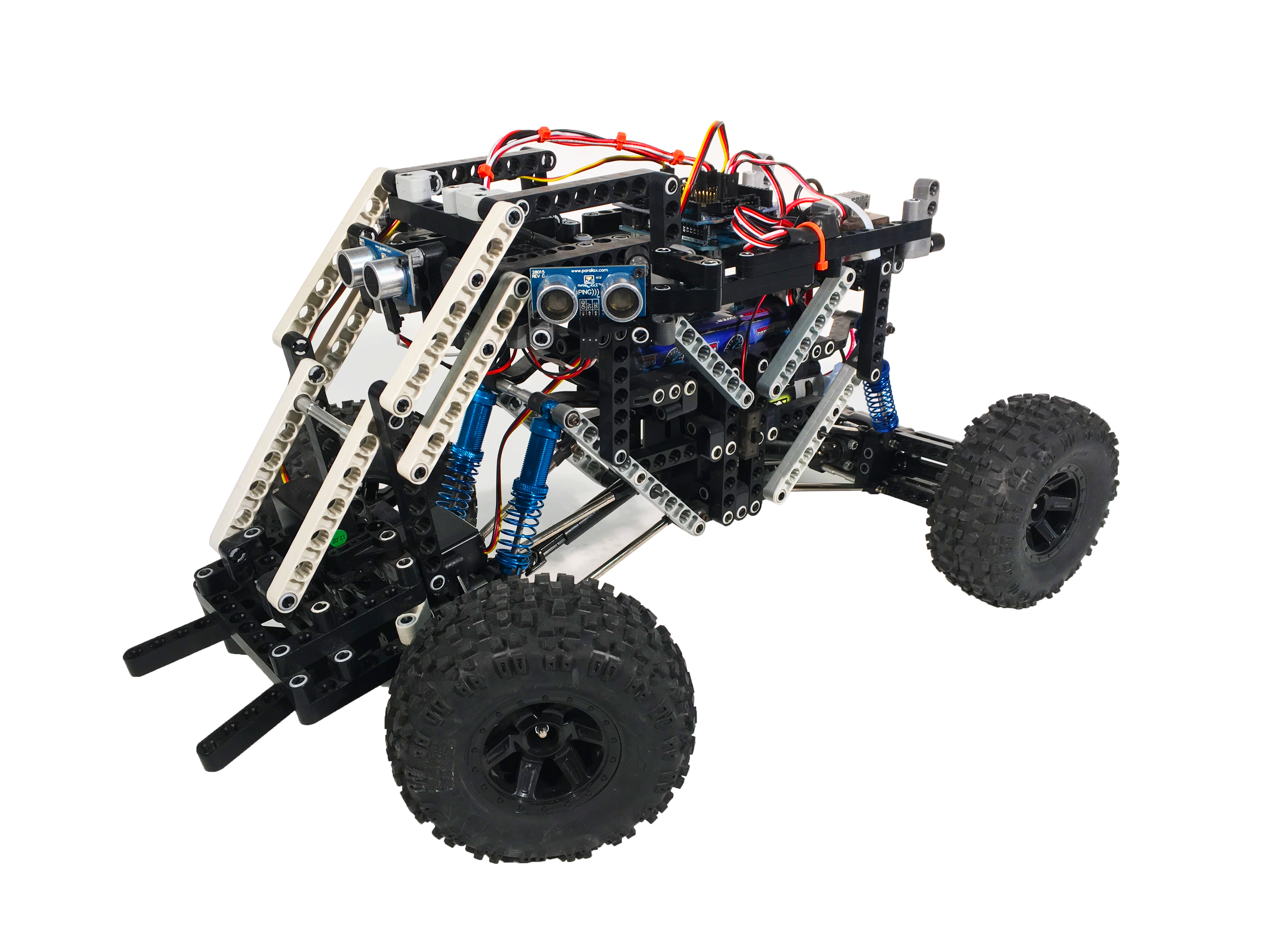 STEM Robotics Foundations Lab 4×4 Image