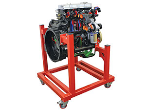 Sectioned HGV Diesel Engine Trainer Image