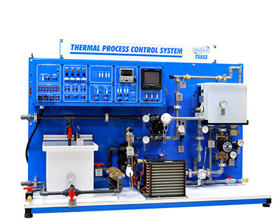 Temperature Process Control Learning System Image