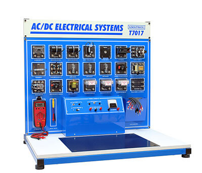 AC / DC Electrical Learning System Image