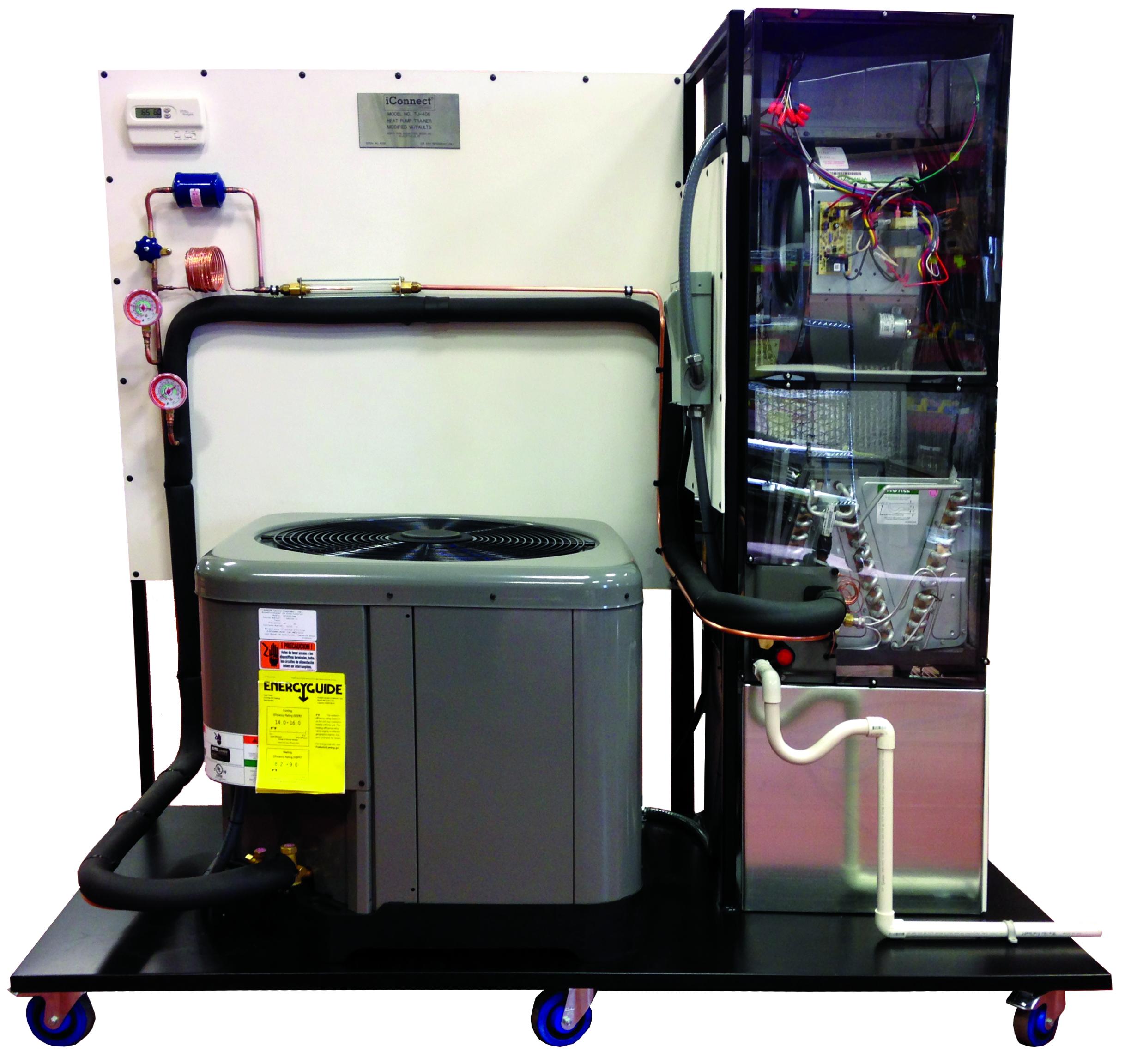 TU-406 Residential Heat Pump Trainer Image