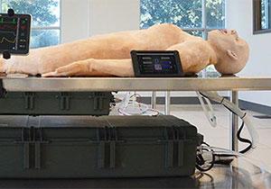 SynDaver Patient Image