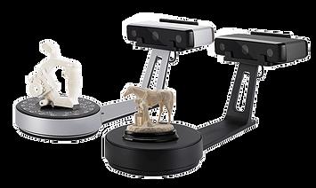 EinScan-SE & EinScan-SP 3D Scanners Image