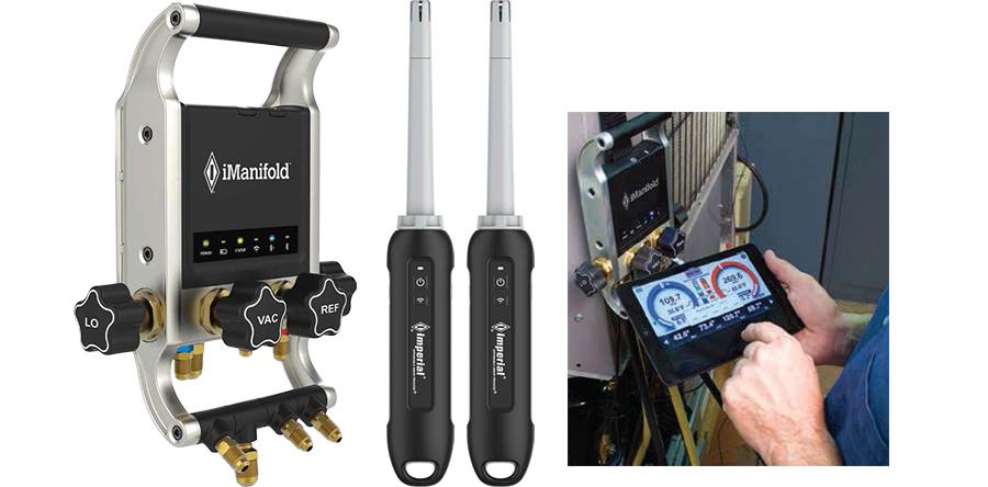 iConnect Training iManifold System Image