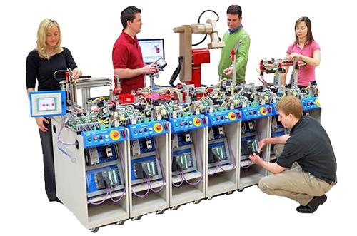 Mechatronics Learning System Image