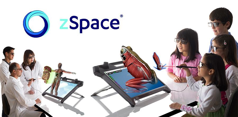 zSpace Image
