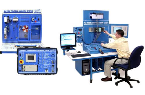 Electronics Learning System Image