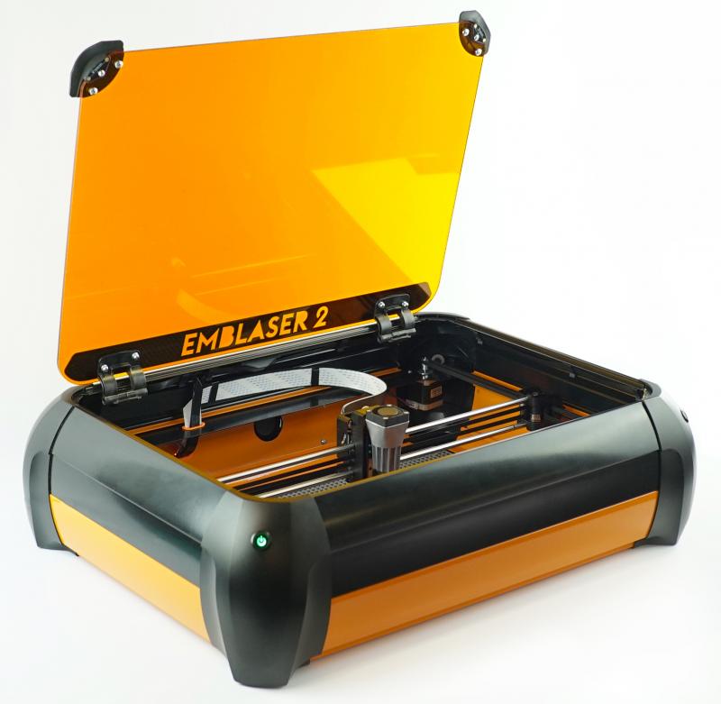 Emblaser 2 Laser Cutter & Engraver Image